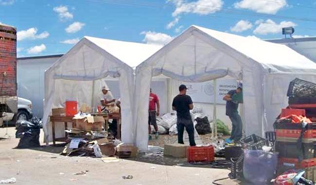 """Destruirá PGR Zacatecas 13 toneladas de """"piratería"""""""