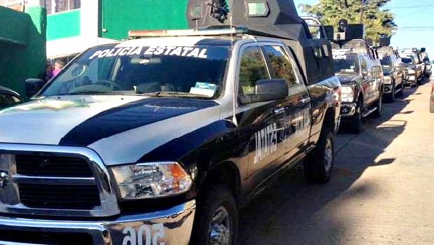 Desaloja Policía Estatal a jóvenes que tenían tomada SEDUZAC