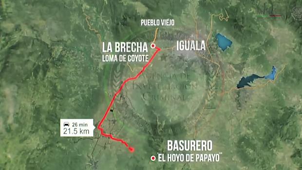 Expertos dudan sobre investigaciones de PGR en Cocula [video]