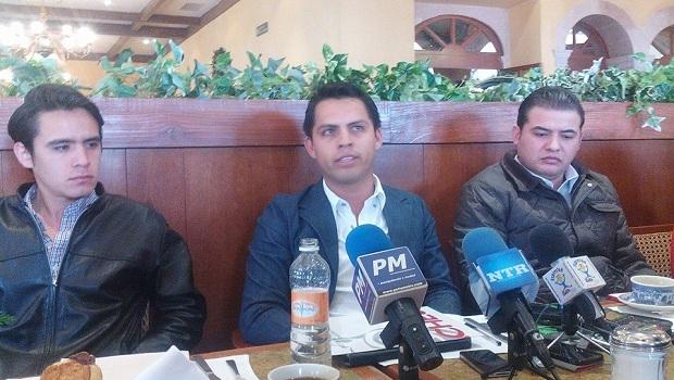 Denuncian jóvenes priistas que su propio partido desea destituirlos como dirigentes de la Red Jóvenes por México