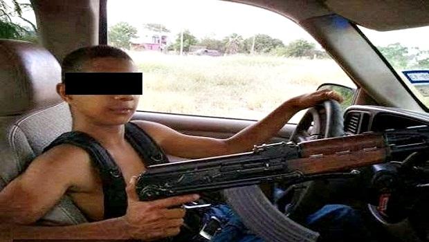 """Encabeza Zacatecas detenciones de """"niños sicarios"""" a nivel nacional"""