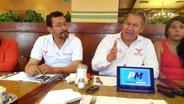 MC exige a Ingrid Medina renuncie a candidatura, se deslinda partido de apoyo a Tello