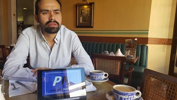 Le escribí su discurso a Miguel Alonso en su toma de protesta, me arrepiento: Jorge Álvarez [audio]