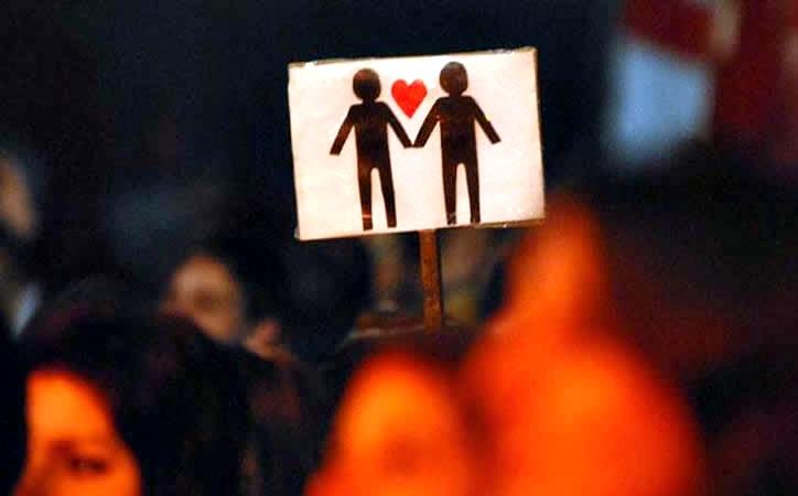 La ley por fin reconoce los derechos de matrimonio entre iguales