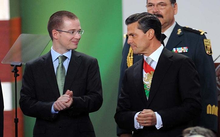 Pactan Peña Nieto y Ricardo Anaya frenar juntos a AMLO
