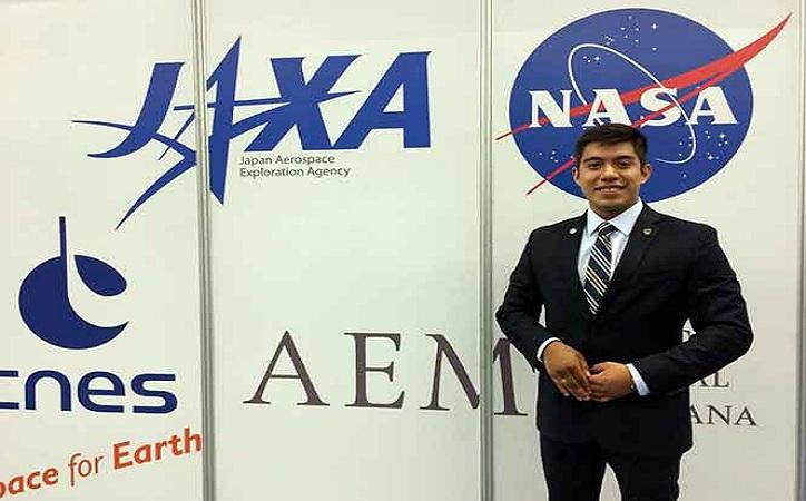 Mexicano, el investigador más joven que viajará de misión a Marte
