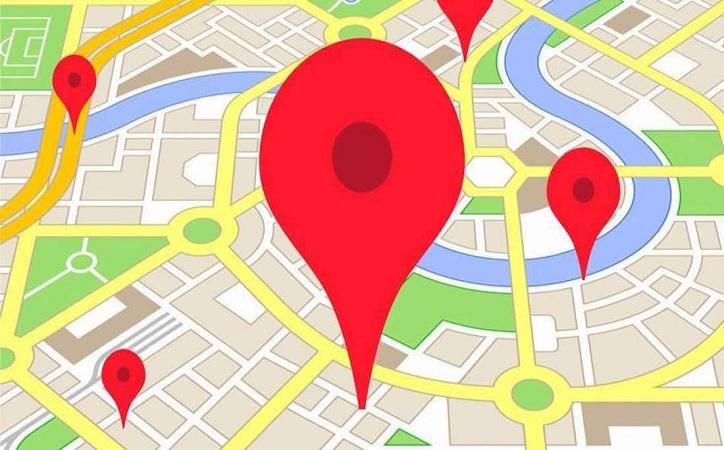 Google Maps activa la función de rastreo