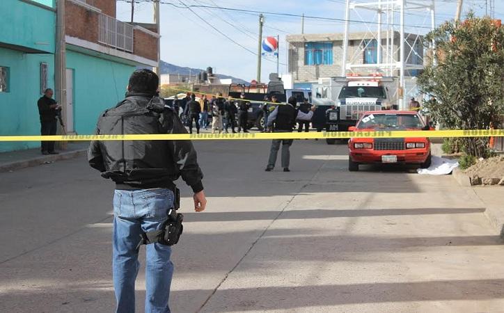 """México cae 4.3% en el Índice de Paz, aumentan 18% homicidios y Zacatecas en el """"top"""" de estados con mayor deterioro"""