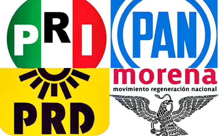 Política a la mexicana, PRI y otros partidos recurren a viejos trucos
