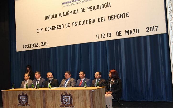 Comienza el XIV Congreso Internacional sobre Psicología del Deporte