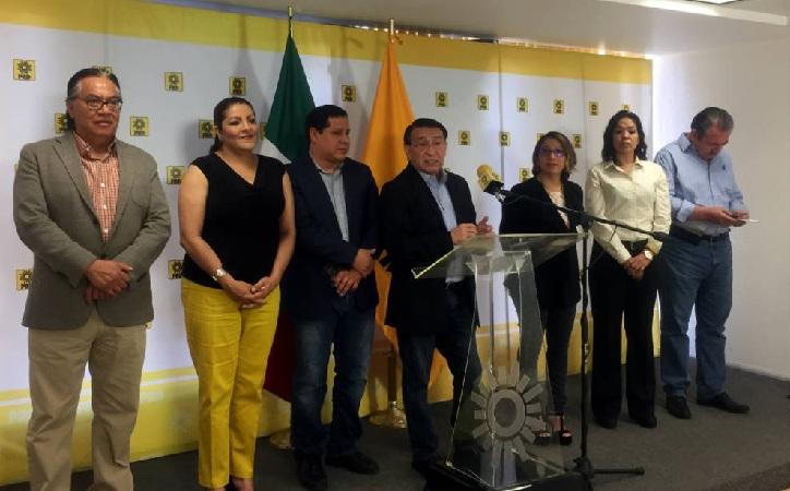 Nueva Izquierda quiere alianza con el PAN para 2018