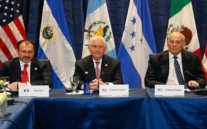 Cárteles mexicanos tienen contacto con el Estado Islámico: Secretario de Estado EU