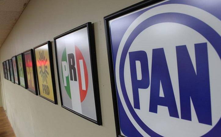 Partidos políticos reprueban en transparencia, no revelan sueldos ni gastos