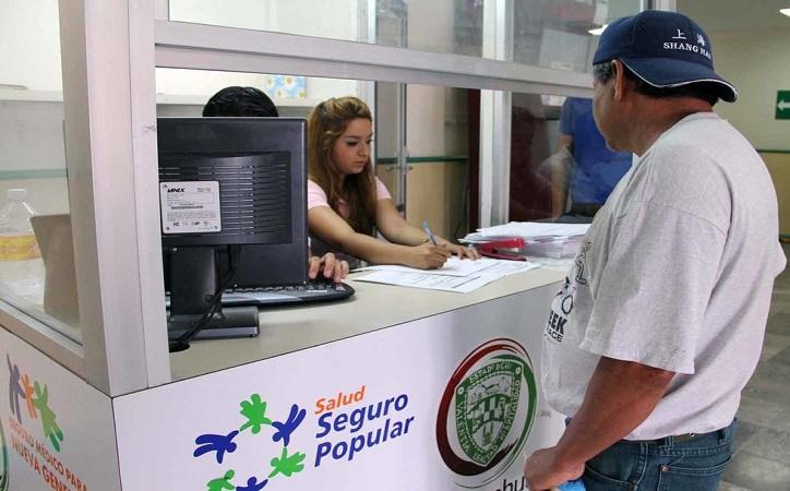 Malos manejos de los recursos del Seguro Popular en 28 estados: ASF, excepto Zacatecas