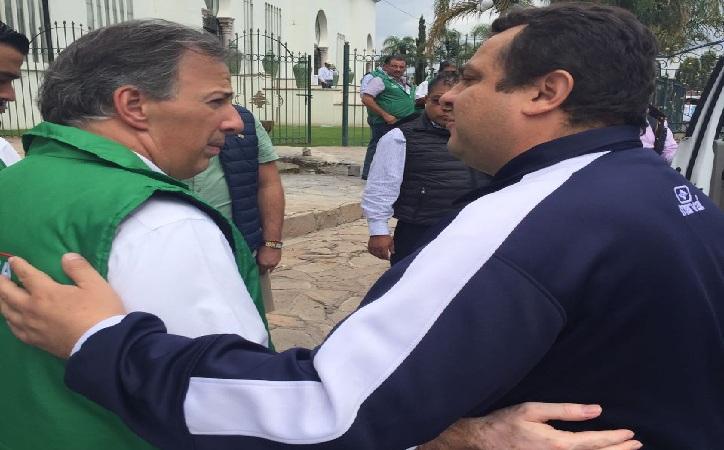 Rector de la UAZ, plantea preocupaciones financieras a secretario de Hacienda