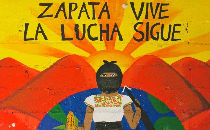 Deponen las armas zapatistas y buscan nuevos caminos