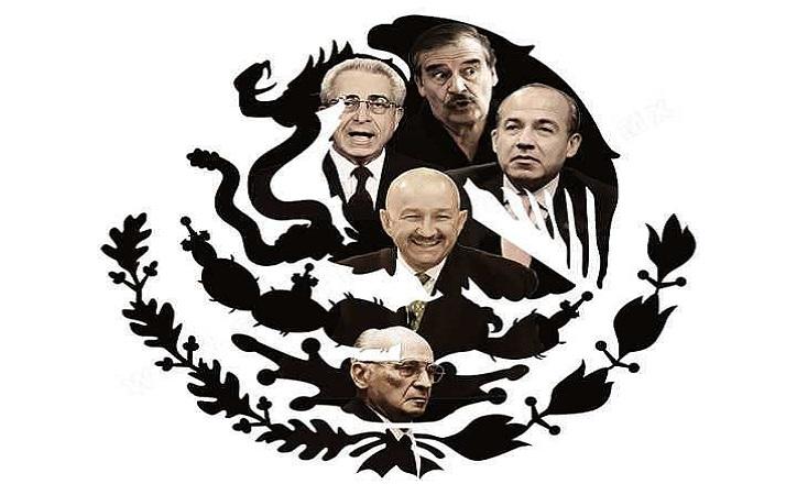 Cada expresidente cuesta a los mexicanos 60 millones de pesos anuales