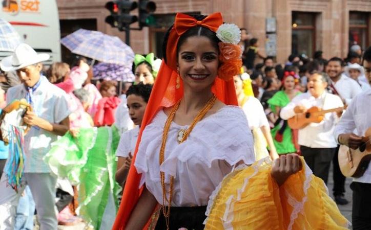 Finaliza Festival del Folclor con asistencia de 160 mil personas [video]