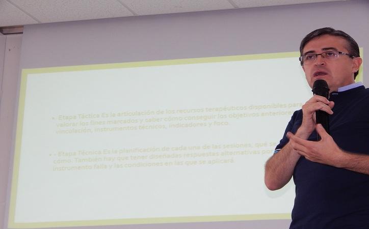 Los damnificados requieren también ayuda psicológica: Álvarez Crespo
