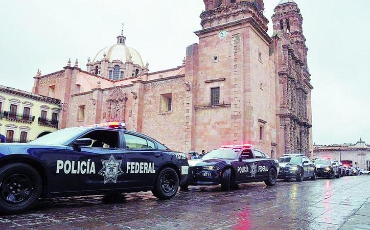 Pide Tello a Gobierno Federal mayor presencia de efectivos de seguridad en Zacatecas