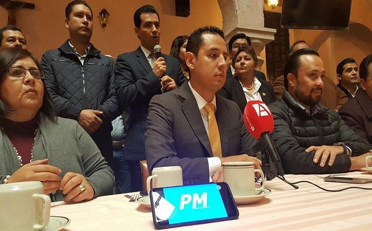 """Presentan en Zacatecas el """"Frente Ciudadano por México"""", conformado por PAN-PRD-MC"""