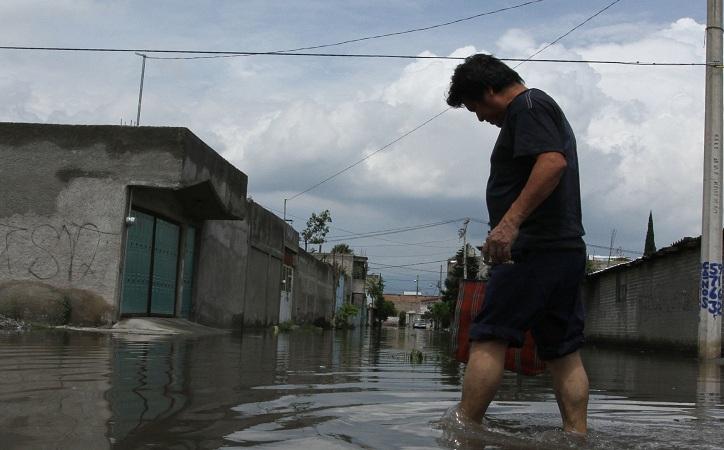 Segob emite declaratoria de emergencia para 10 municipios zacatecanos