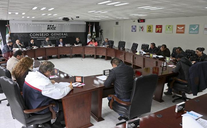 Este jueves inicia en Zacatecas el proceso electoral 2017 – 2018