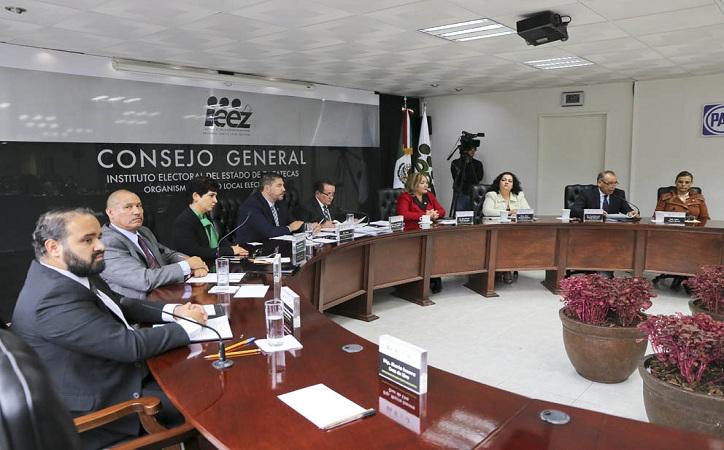 Se disputarán 1,386 cargos de elección en el proceso electoral 2017 – 2018
