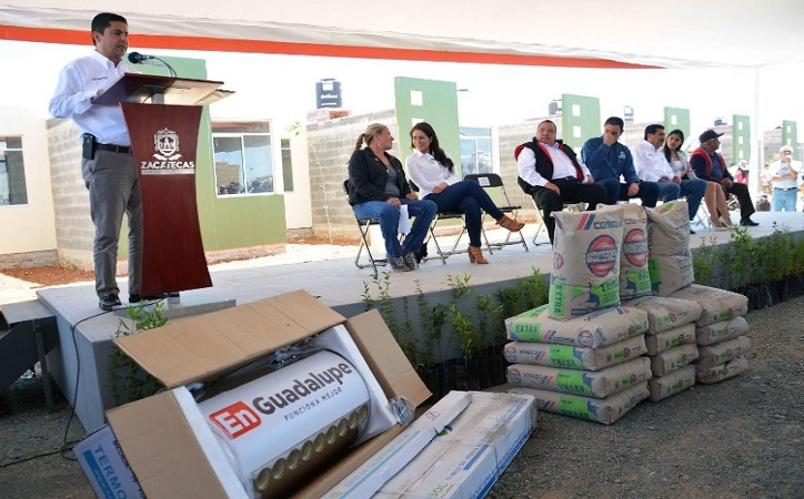 Reciben apoyos para la vivienda 1 de cada 3 guadalupenses