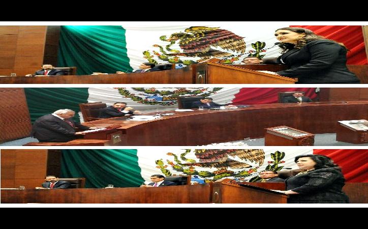 Revocación de mandato, combate a la inseguridad y castigar a su antecesor; exigen diputados de oposición al Gobernador