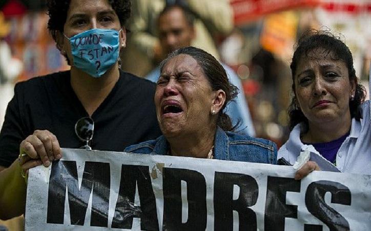 En México hay 30 mil 499 desaparecidos