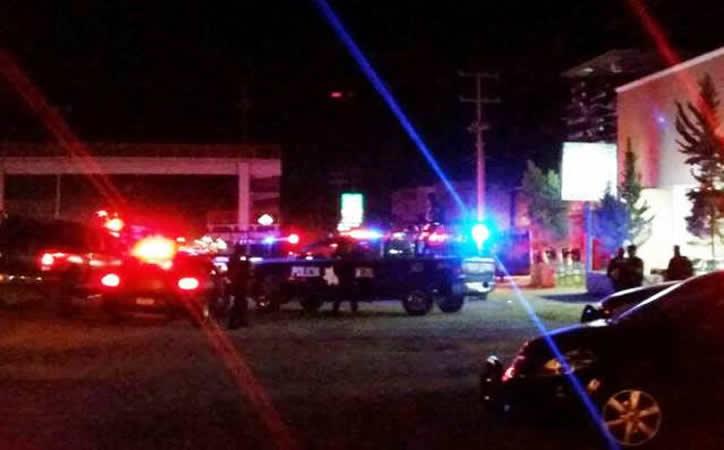 Matan a hombre frente a Bar Yardas, en Guadalupe