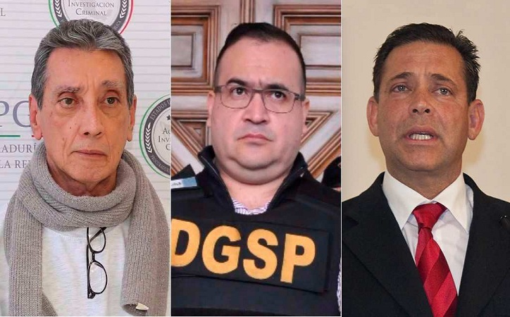 80% de los exgobernadores investigados en México son del PRI