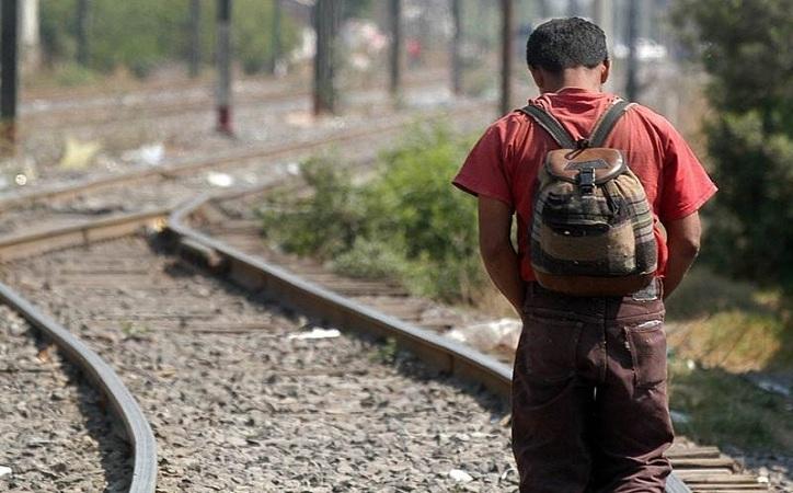"""Migrantes de """"El Caballete"""" los anclados por miedo en la desesperanza"""