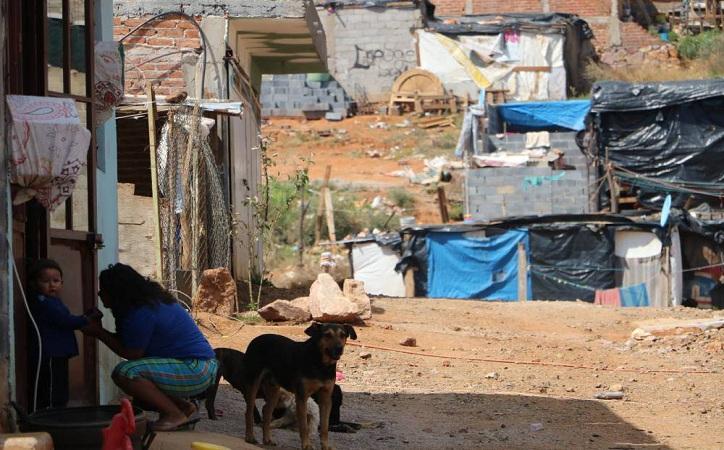 México, país de pobres