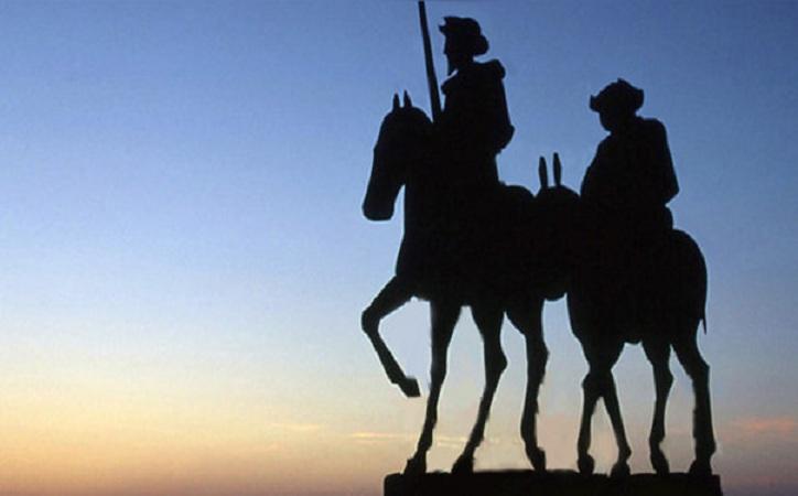 Quijoterías