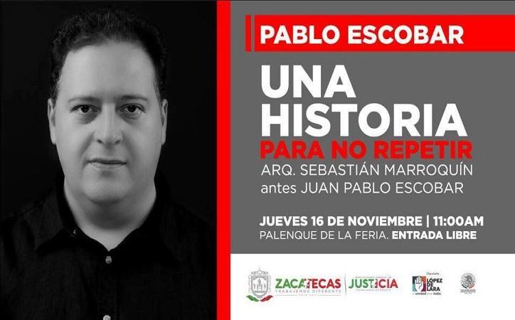 Presumen Godezac y diputado López de Lara conferencia de hijo de excapo colombiano; es investigado por lavado de dinero y nexos con el narco en Argentina