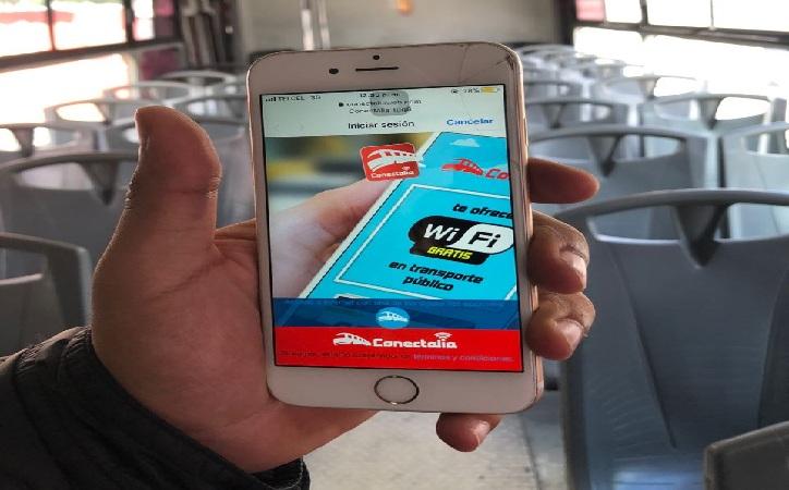 Zacatecanos crean software para instalar internet gratuito en el transporte público urbano