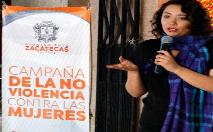 Inicia ayuntamiento capitalino campaña de la no violencia contra las mujeres