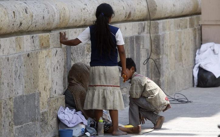 Miseria y empleos, pobres medidas en Zacatecas