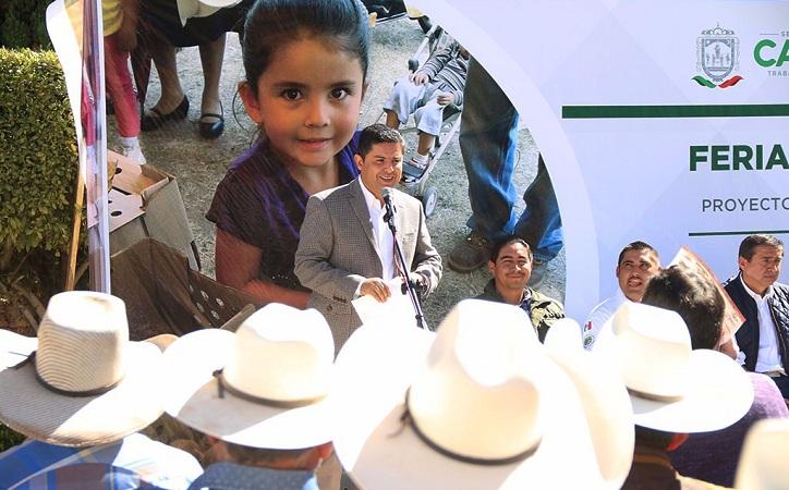 Se trabaja para abatir carencia alimentaria en Guadalupe