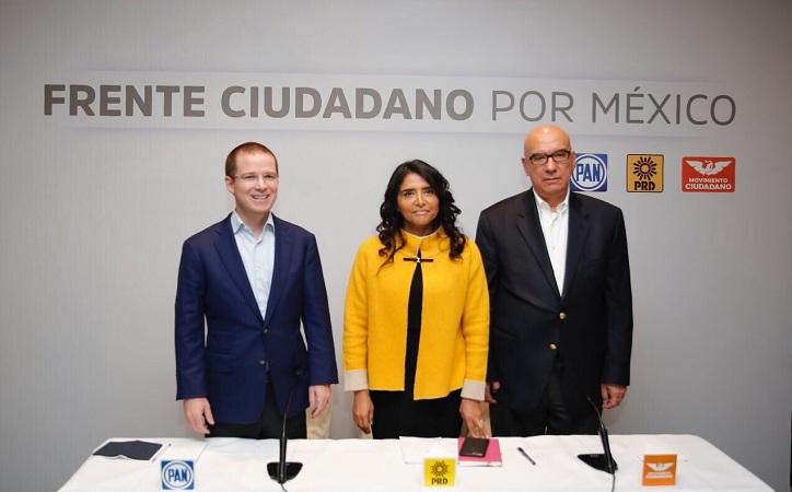 Se dio el SI al Frente Ciudadano por México