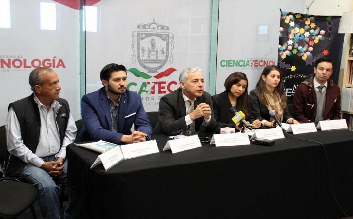Godezac anuncia noche de las estrellas Zacatecas