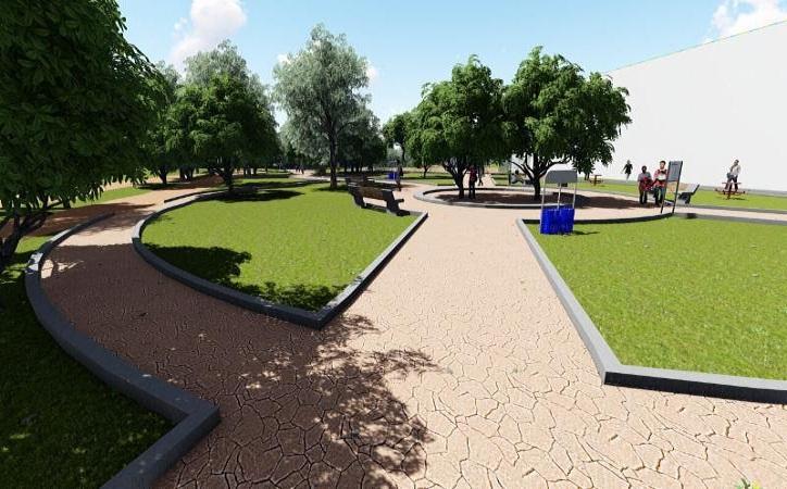 Rehabilitarán parque Arroyo de la Plata con 78 mdp