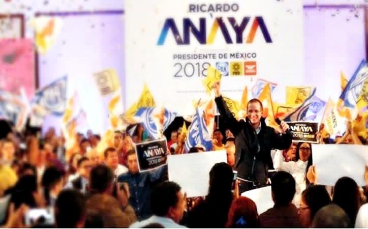 Cada vez es más fuerte el rumor de que sustituirán a Meade: Anaya