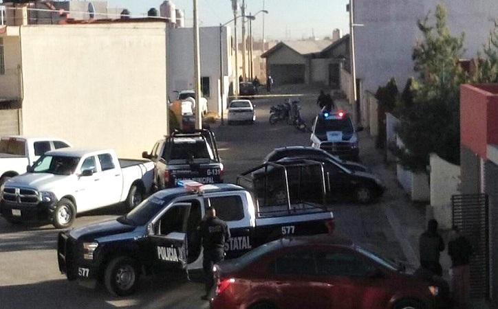 Ejecutan a comandante de la Policía Estatal en Guadalupe