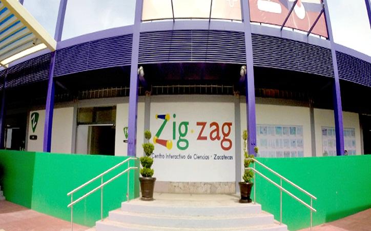 Invitan a celebrar 13 aniversario del Centro Interactivo Zigzag