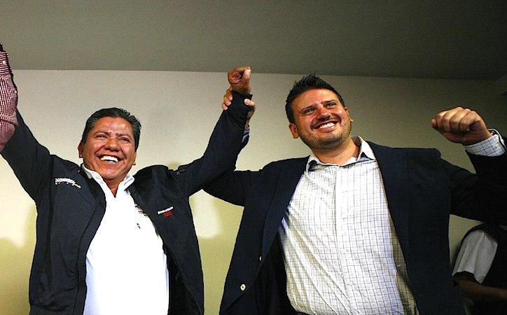 La trama Cuauhtémoc Calderón