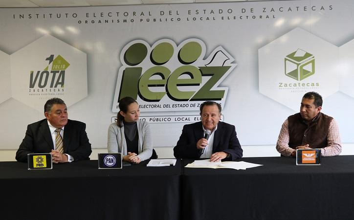 Por Zacatecas al Frente, el nuevo reto