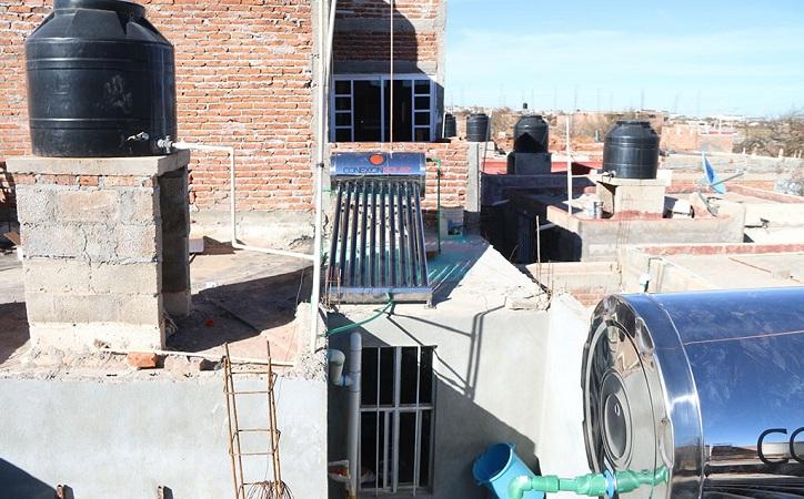 Arrancan en Guadalupe acciones de mejoramiento de vivienda
